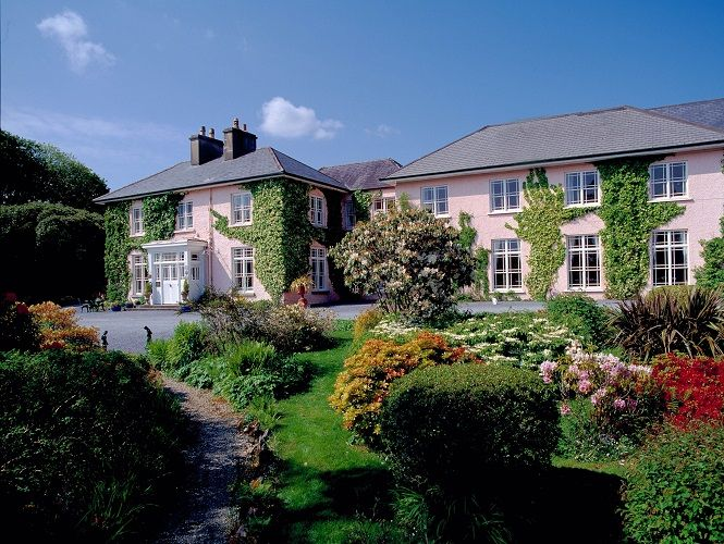 Park Hotel Kenmare How Many Rooms