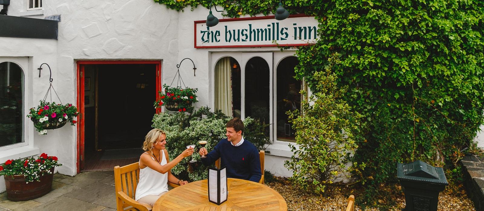 Bushmills Inn Hotels Antrim Hotel Belfast Historic