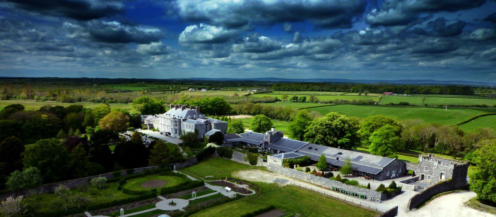 Hotels Laois Luxury Hotel Laois Castle Durrow