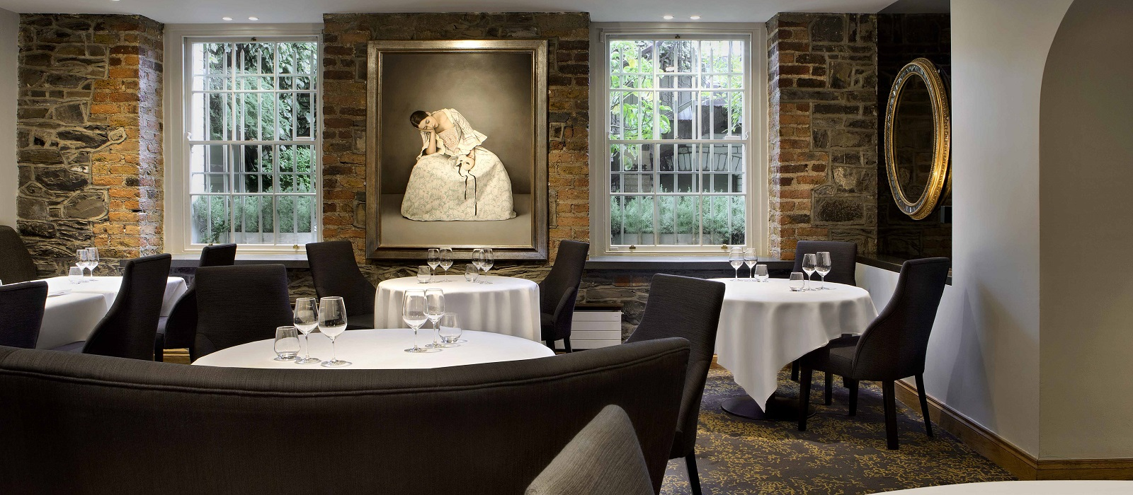 Chapter One Restaurant Is A Michelin Star Restaurant In