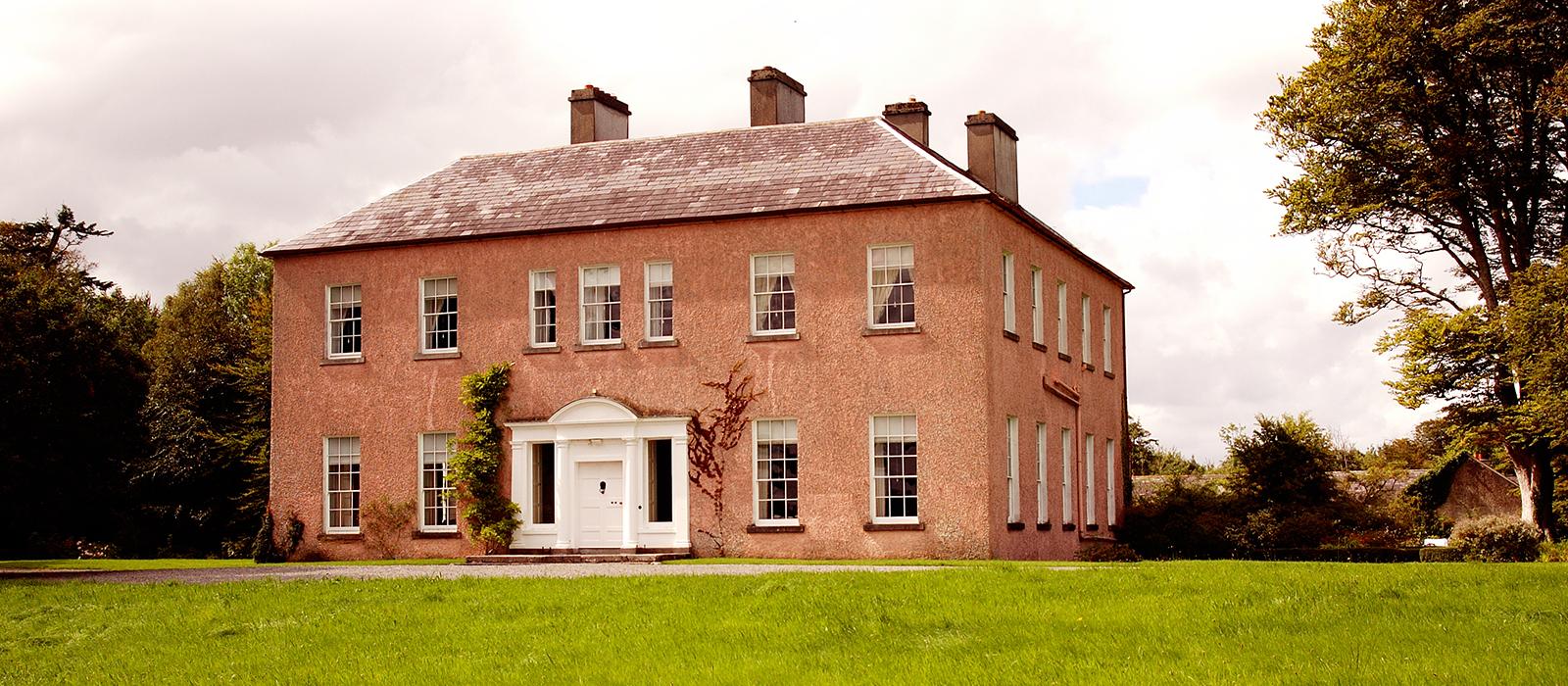 Enniscoe House County Mayo Irelands Blue Book