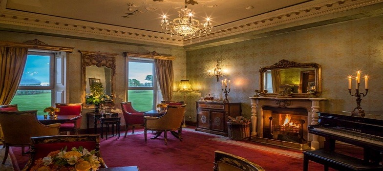 Glenlo Abbey Hotel Galway Ireland