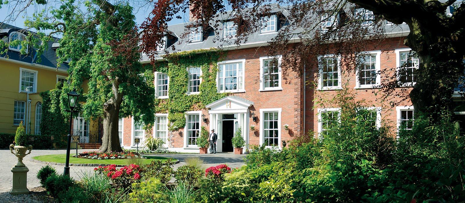 Hotels Cork Luxury Hotels Cork 5 Star Hayfield Manor Hotel