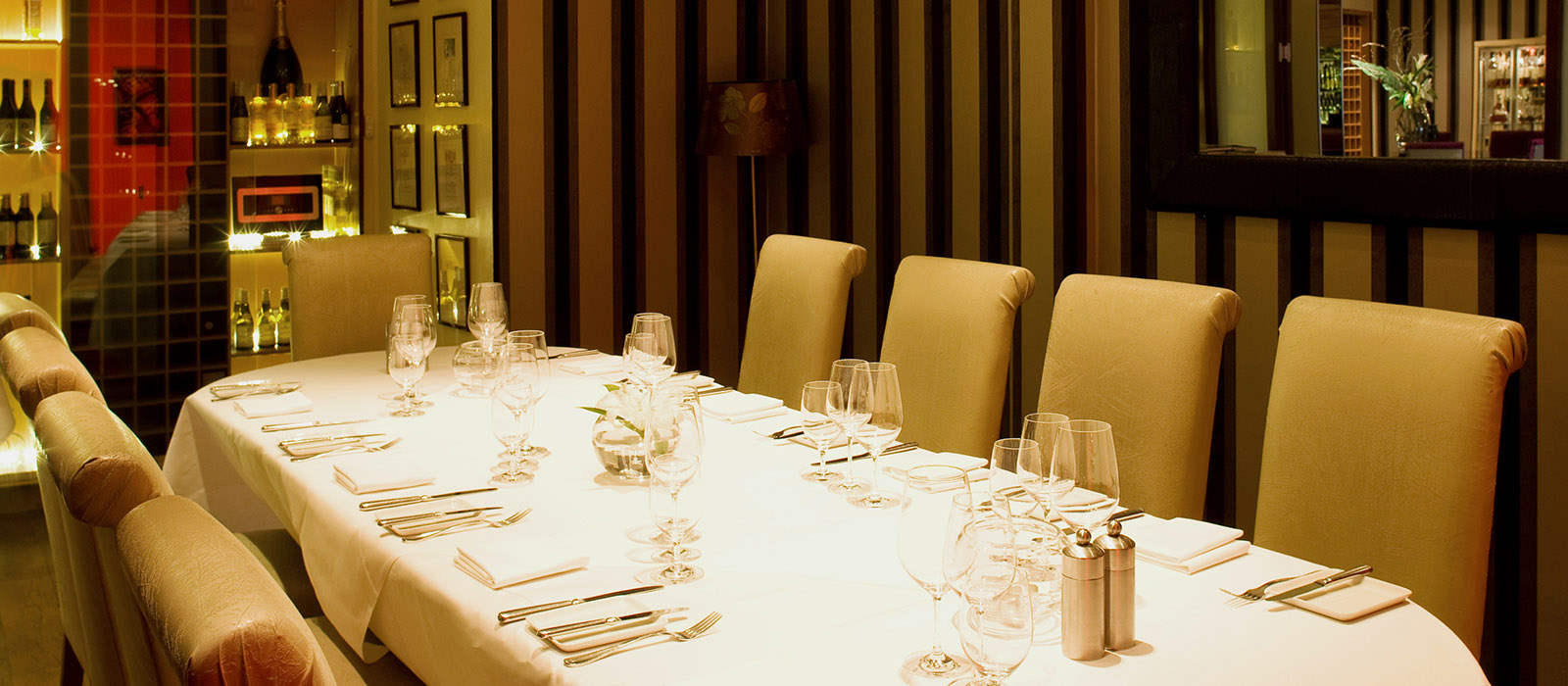 Image gallery ecrivain dublin for Best private dining rooms dublin