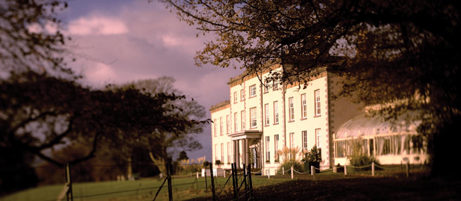 Longueville House Four Star Hotel Accommodation Cork