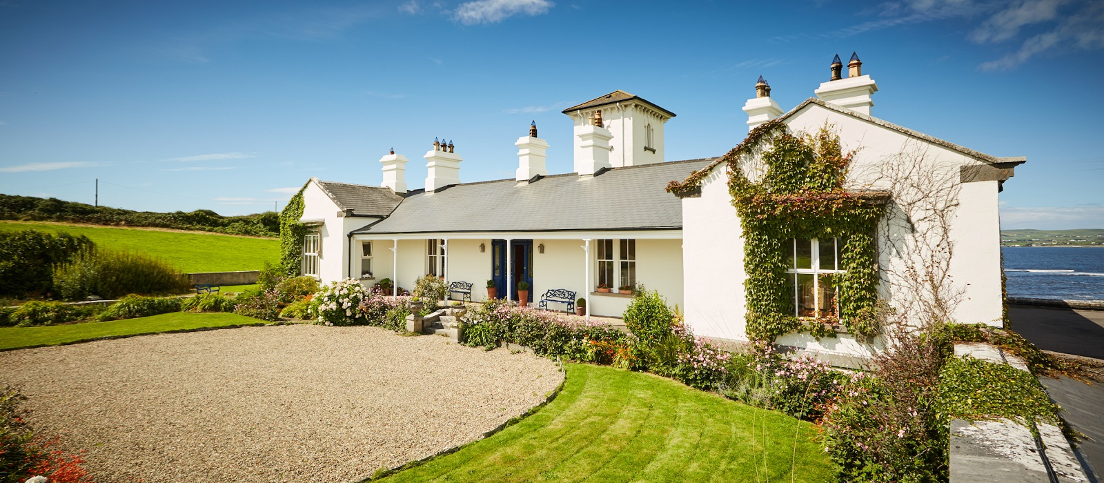 Moy House Four Star Country House Hotel In Lahinch Clare