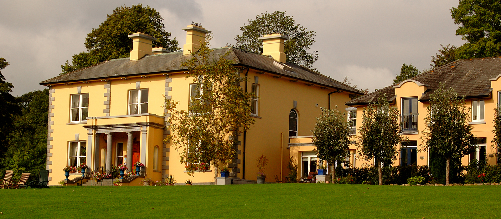 The Mustard Seed - Luxury Country House Hotel and Restaurant in Limerick