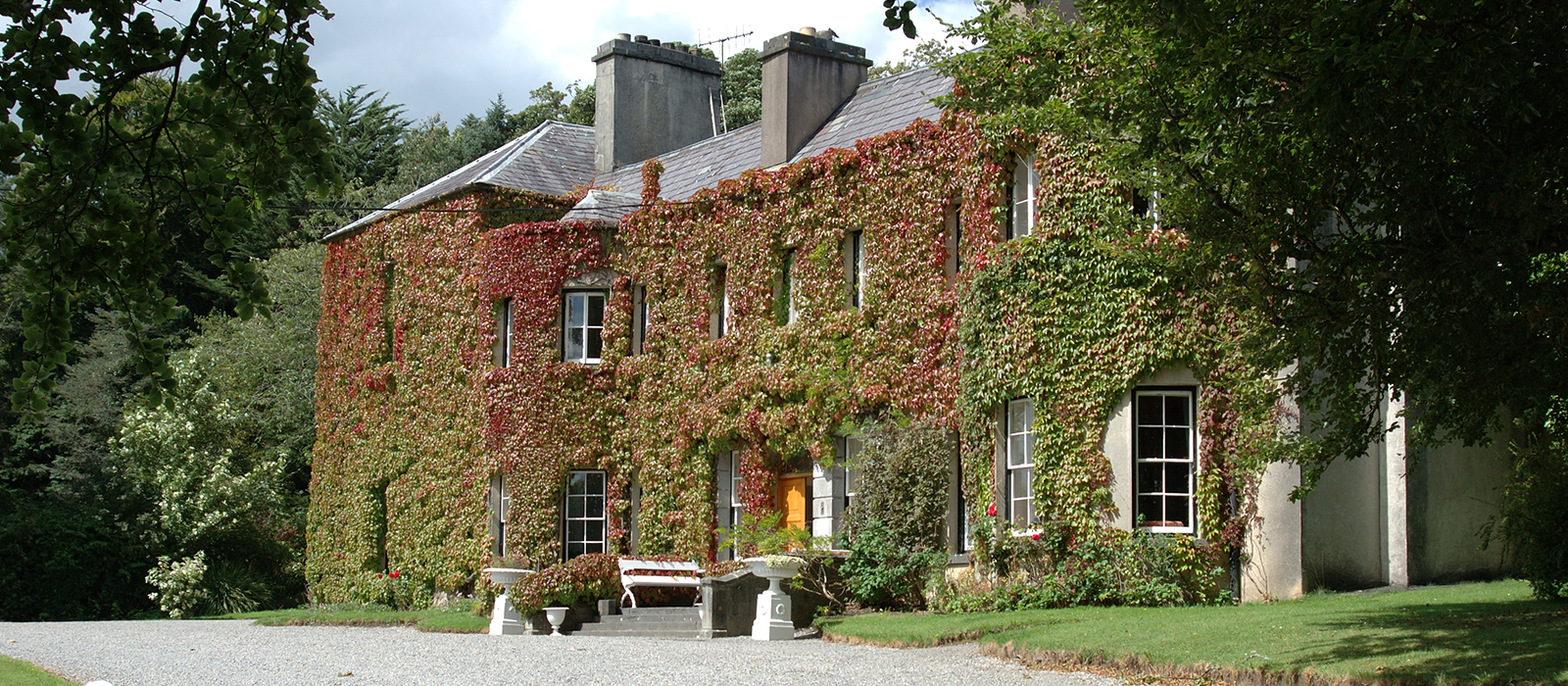 Newport house country manor house restaurant mayo ireland for Westport ireland real estate