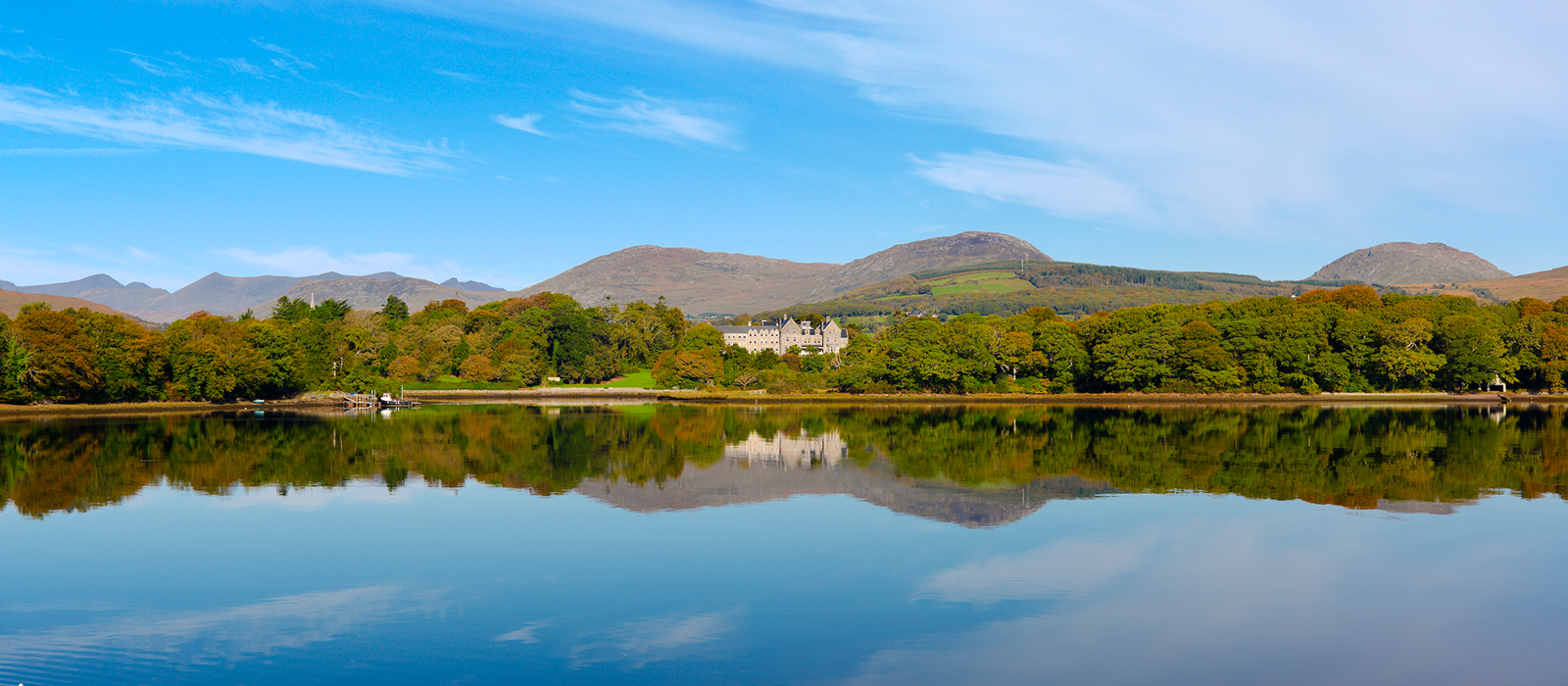 Luxurious 5 Star Park Hotel Kenmare On The Ring Of Kerry
