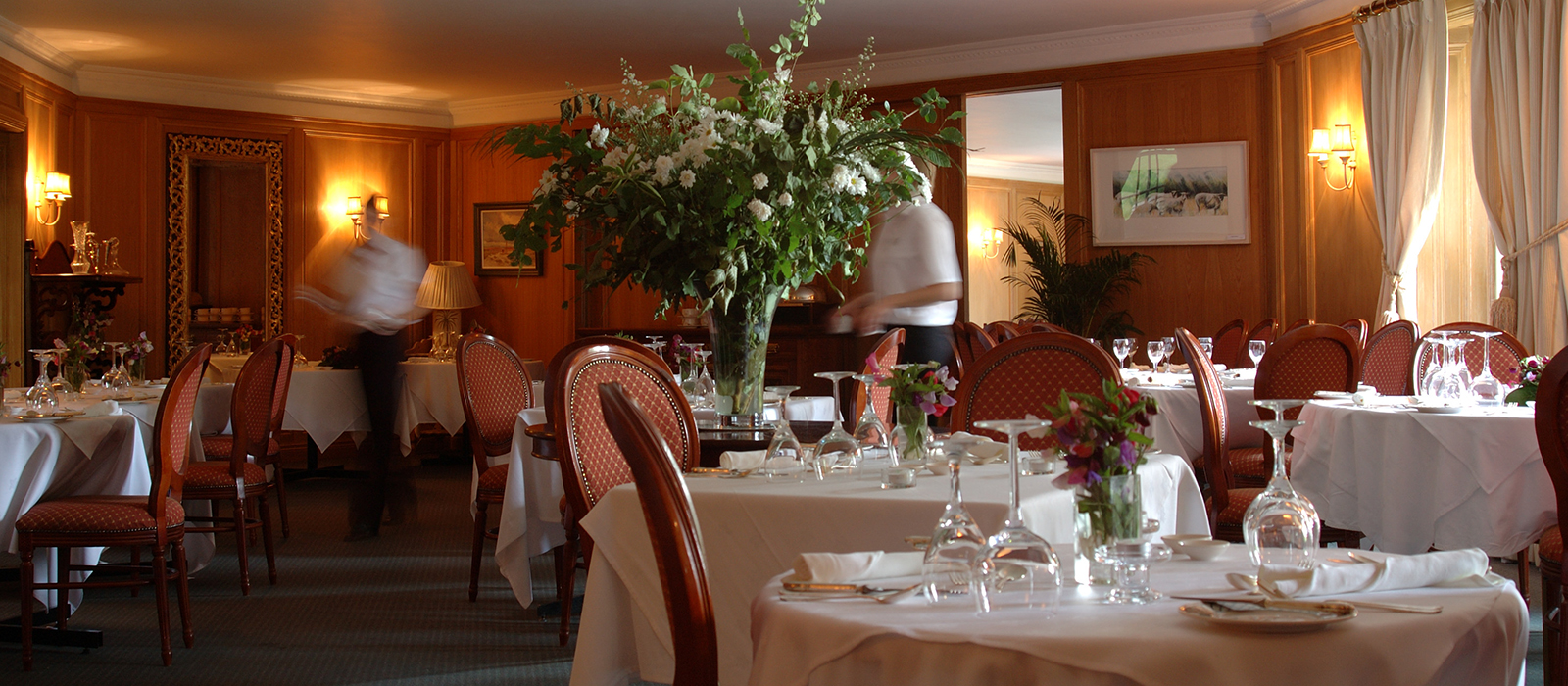 Rathsallagh House Country House Lodgings Restaurant Co