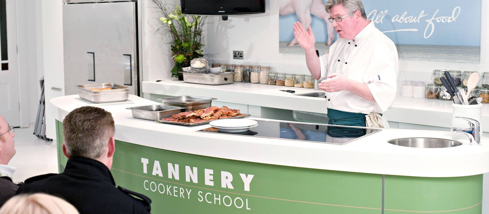 Tannery Restaurant, Townhouse & Cookery School