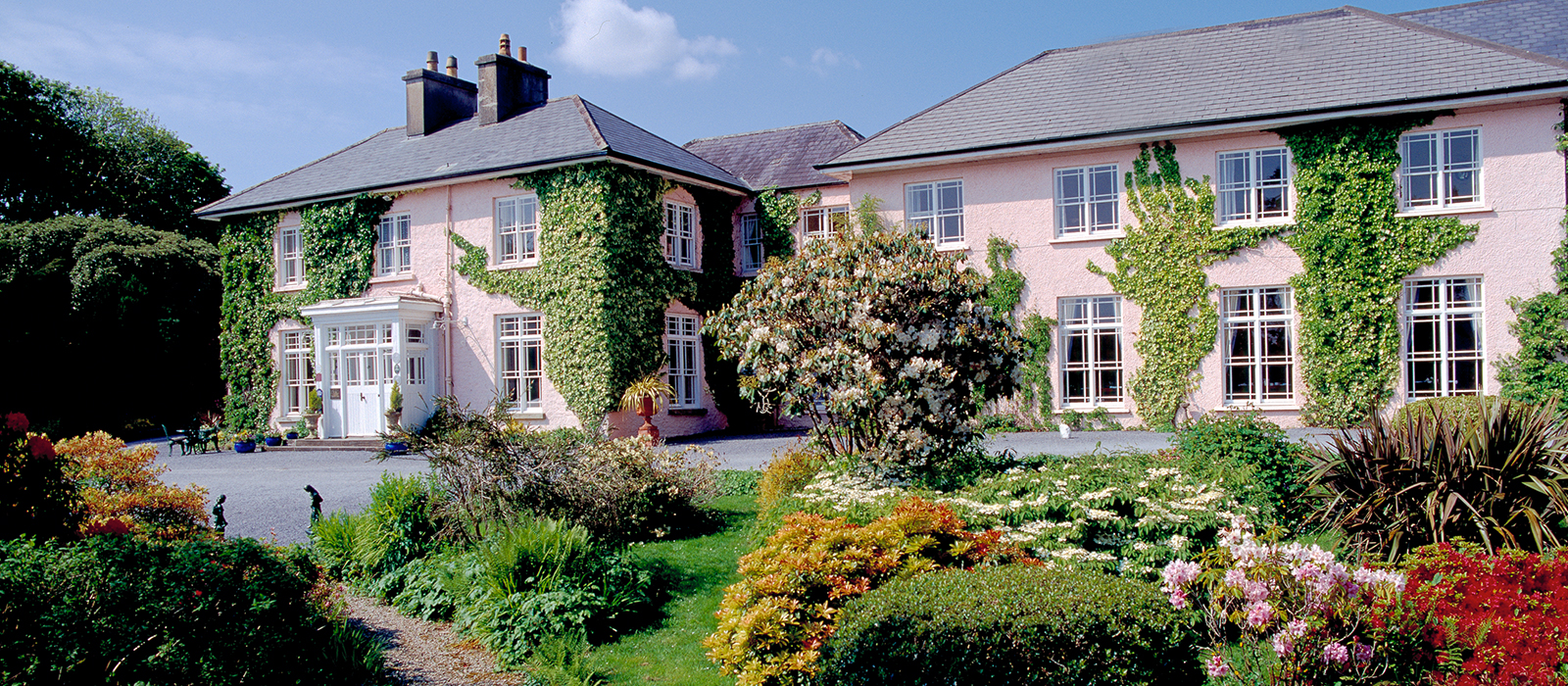 Rosleague Manor Four Star Country House Hotel Restaurant