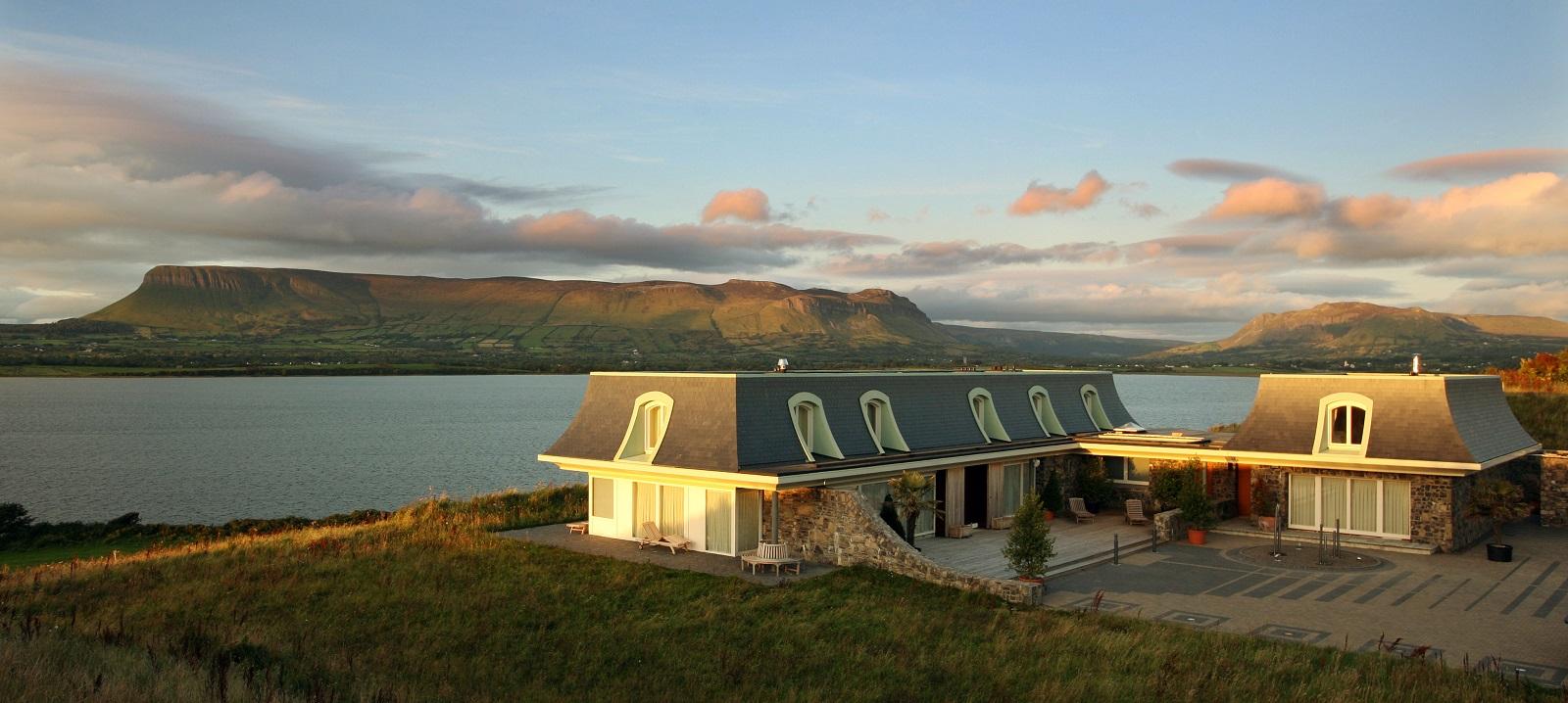 Sea View House Rosses Point Co Sligo Luxury Holiday Home