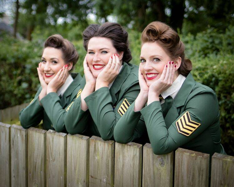 An Evening with the Swingtime Starlets