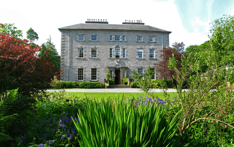 coopershill house exterior