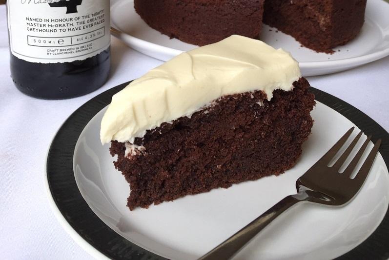 irish stout cake newforge house