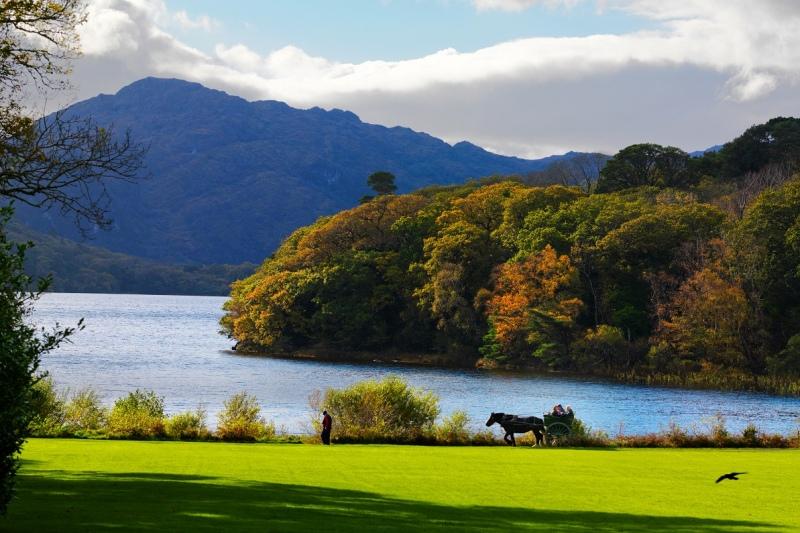 killarney lakes walk