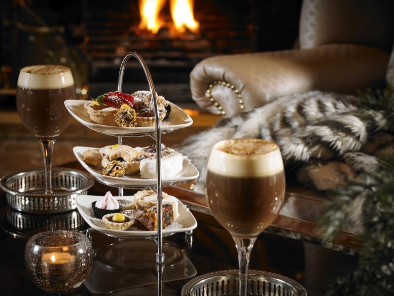 killarney royal festive afternoon tea