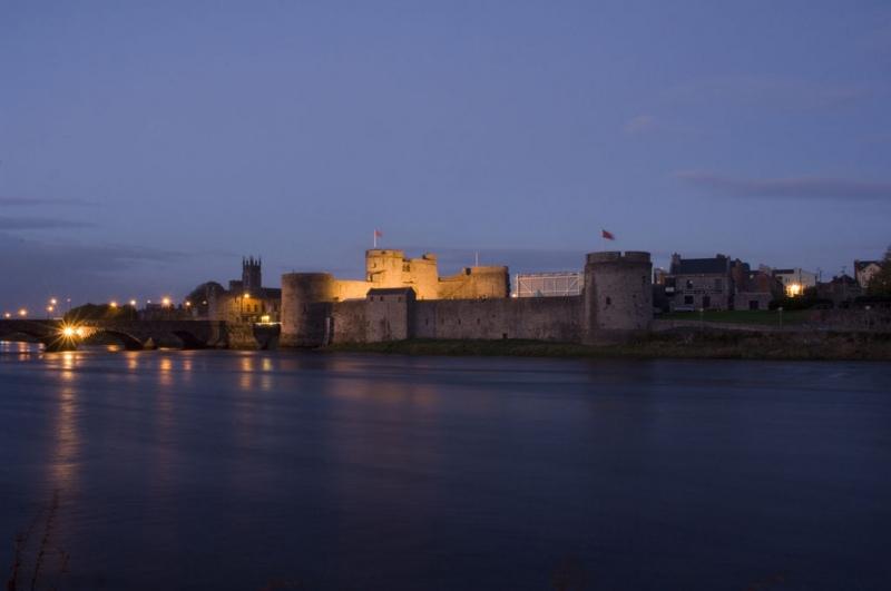 king john s castle
