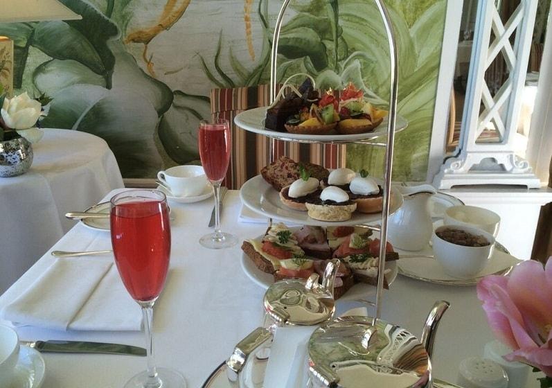marlfield afternoon tea