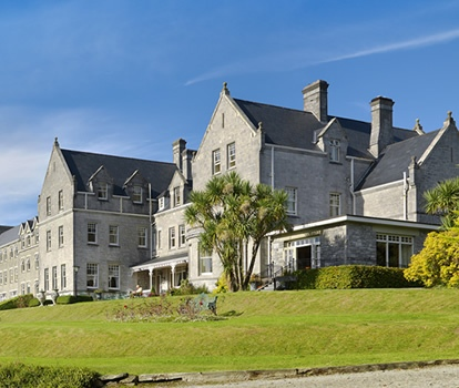 Irish Country Houses, Luxury Boutique Hotels, Castles and