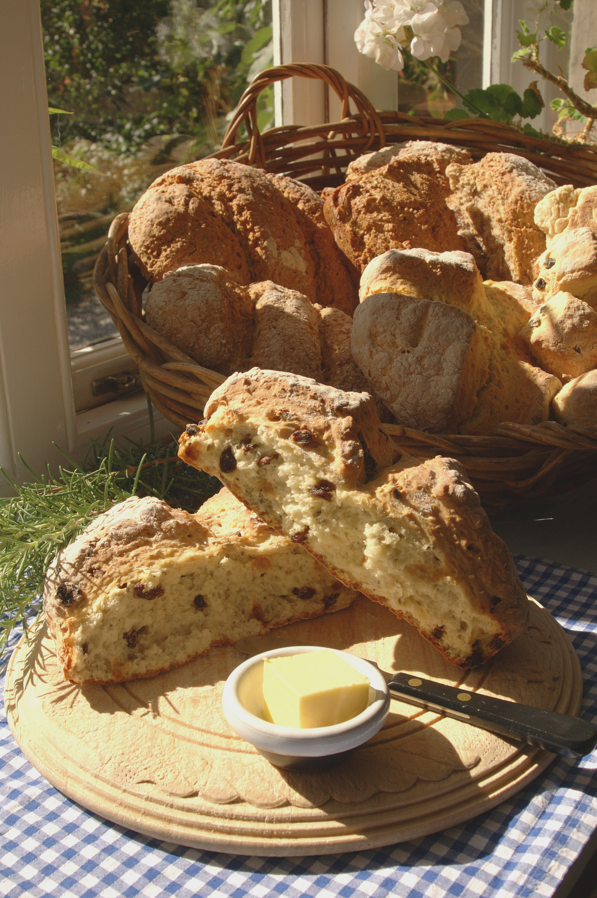 Ballymaloe Traditional Soda Bread