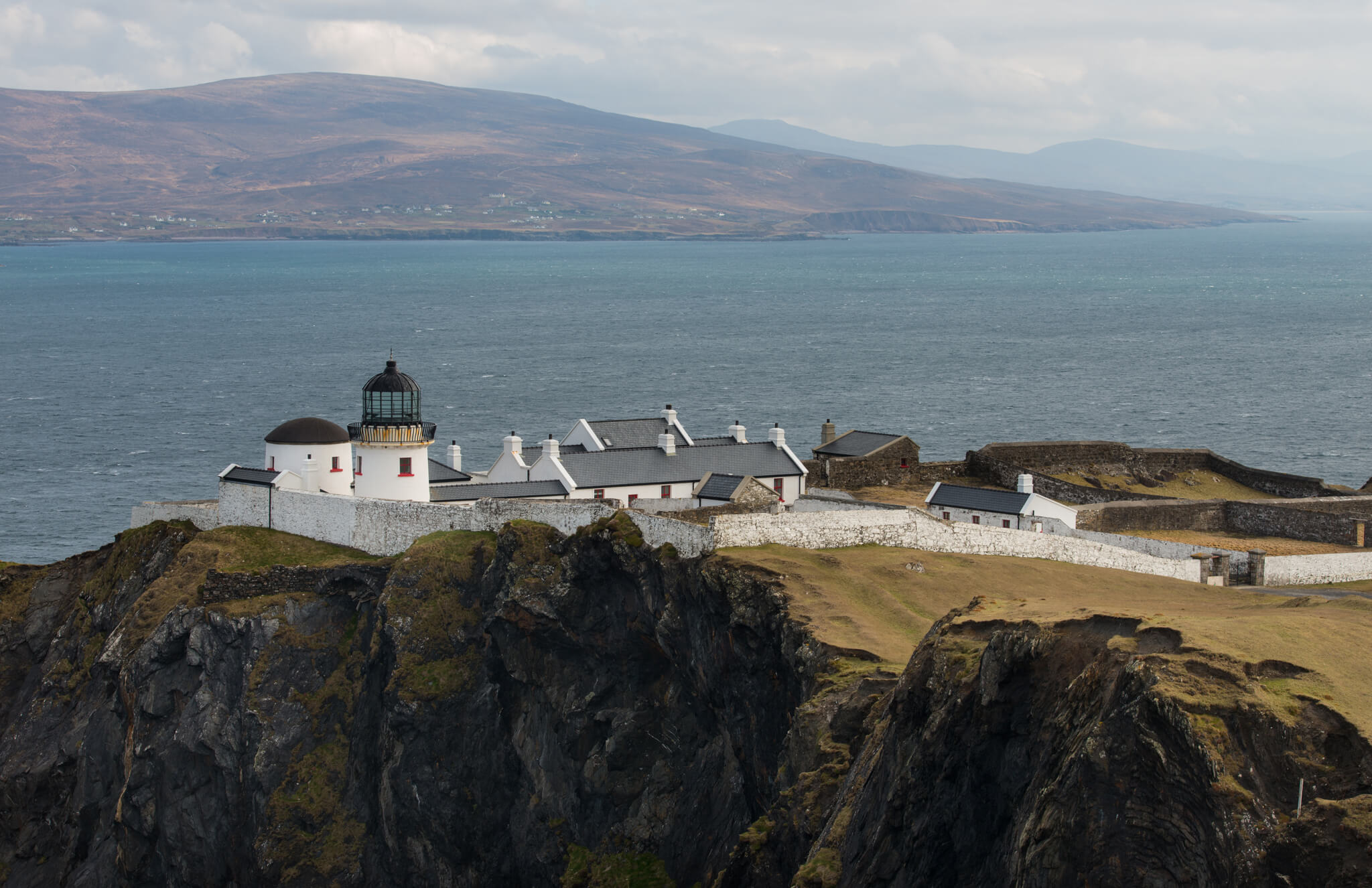 Clare Island Lighthouse, Co Mayo