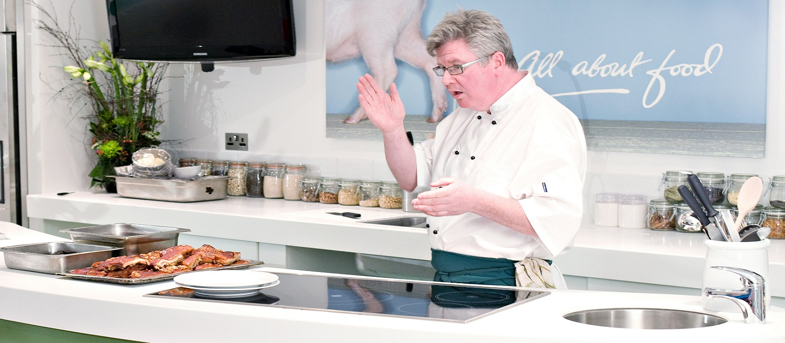 The Tannery Cookery School Paul Flynn